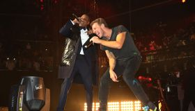 Jay Z & Coldplay In Concert