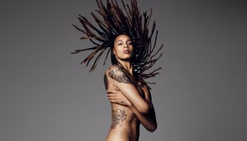 Brittney Griner 2015 ESPN Magazine's Body Issue