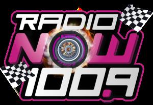 RadioNOW Logo indy 500