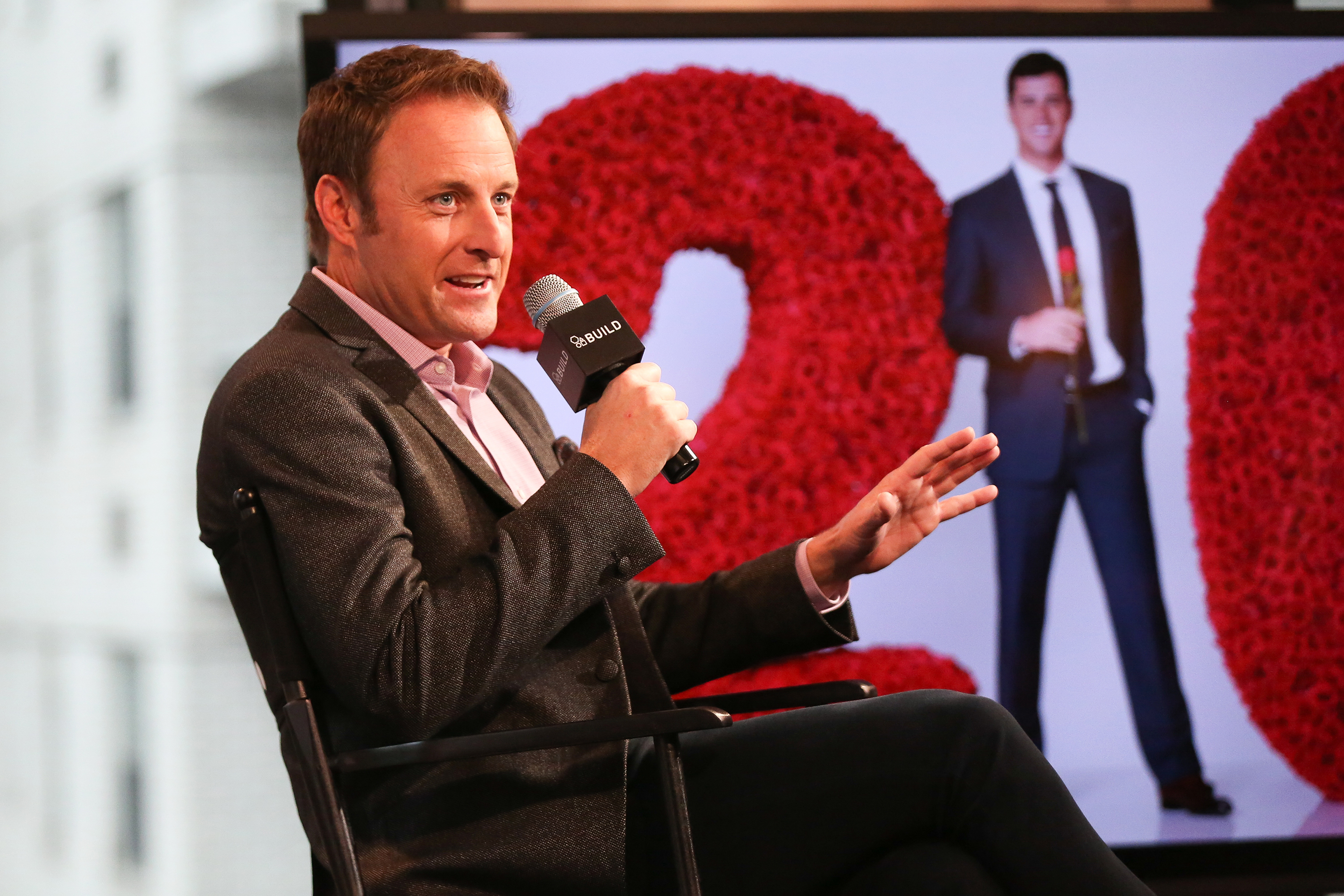 AOL Build Speaker Series - Chris Harrison, 'The Bachelor'