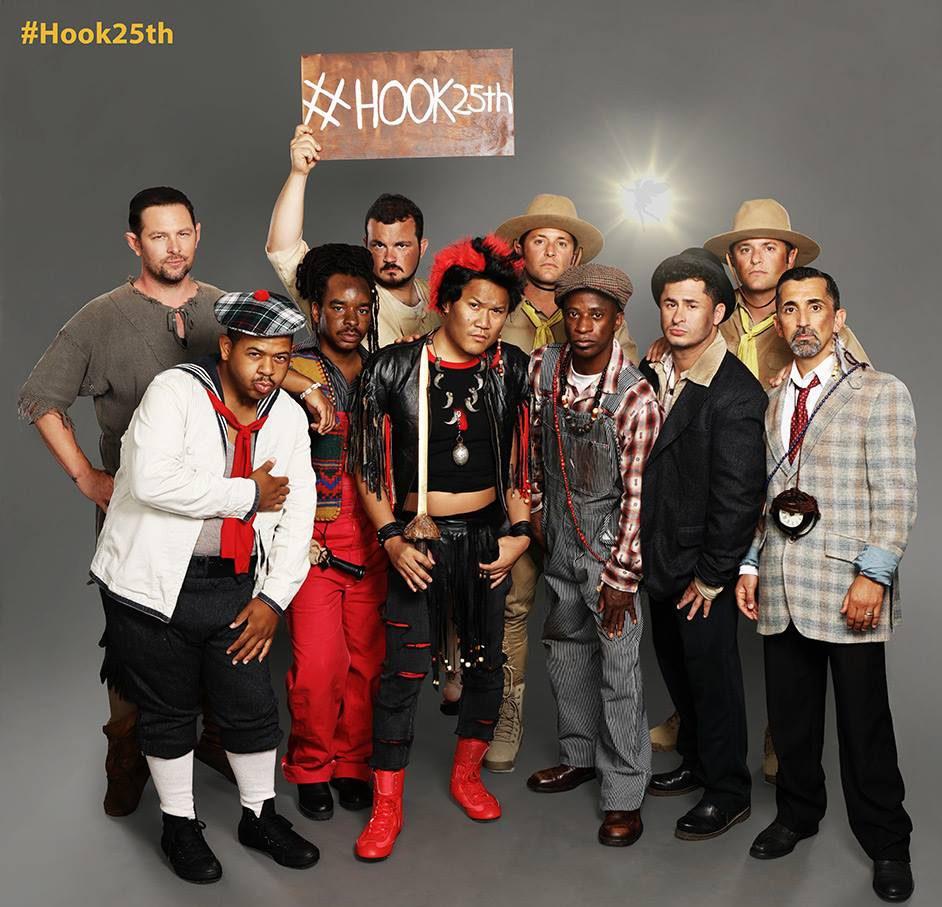 "25 Anniversary of ""Hook"""