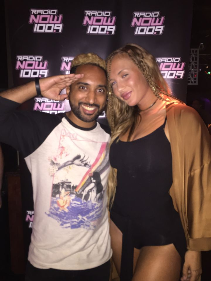 Niykee Heaton & Eliott King @ The Red Room