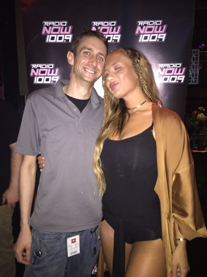 Niykee Heaton Meet & Greet @ The Red Room