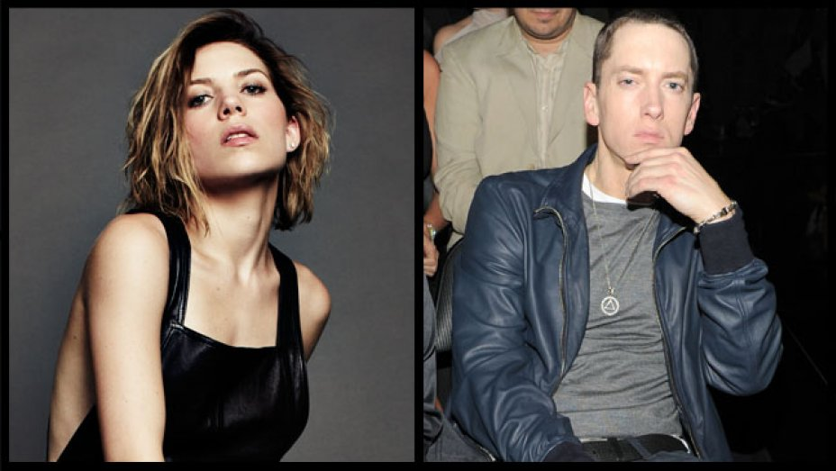 Eminem and Skylar Grey