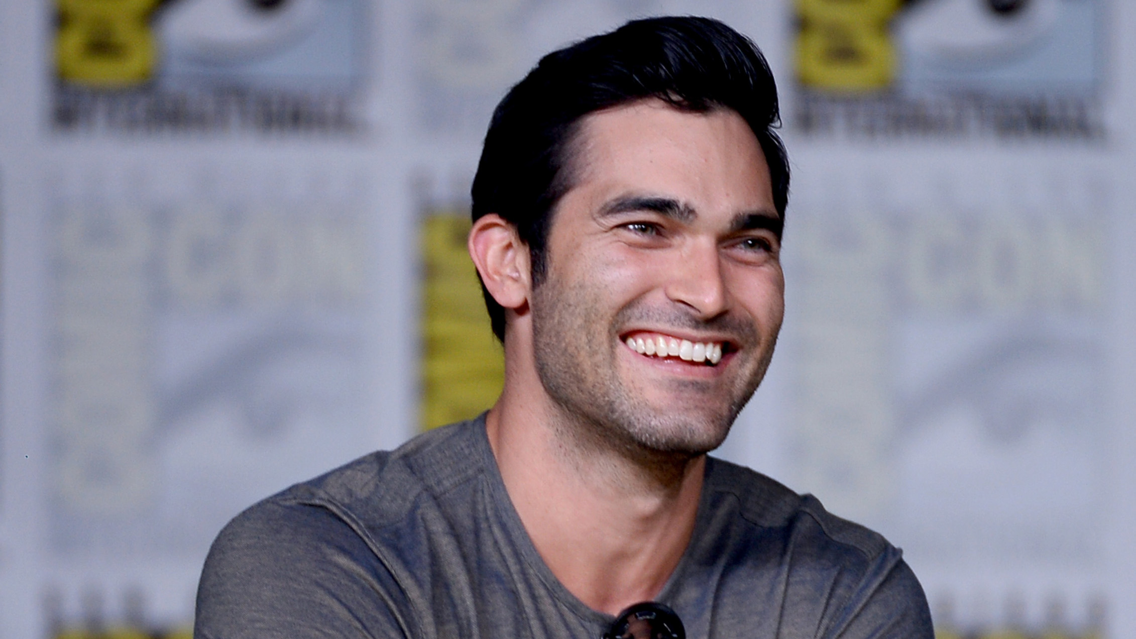 Tyler Hoechlin, Superman from Supergirl
