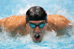 Olympics Day 3 - Swimming
