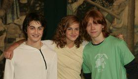 'Harry Potter & The Prisoner Of Azkaban' Photocall