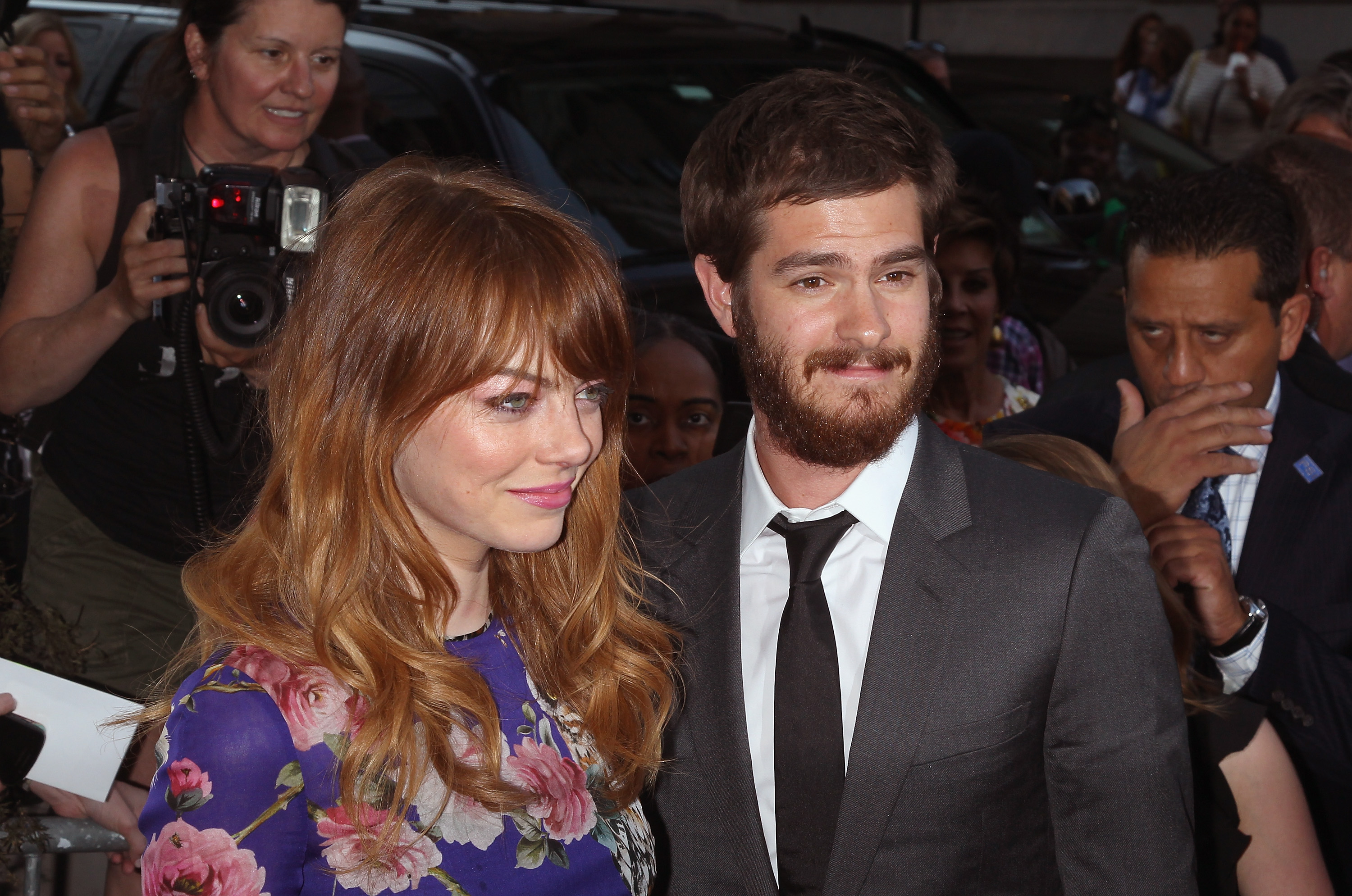 'Magic In The Moonlight' New York Premiere - Outside Arrivals