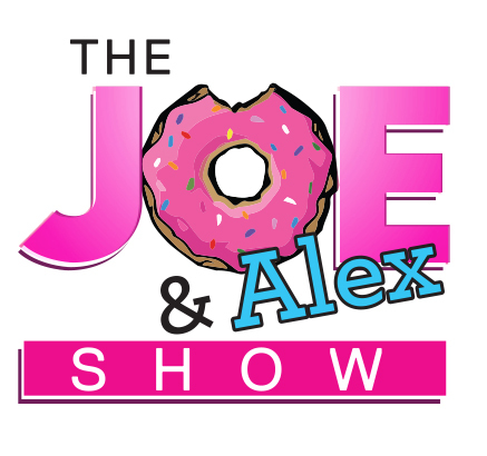 The Joe and Alex Show Logo