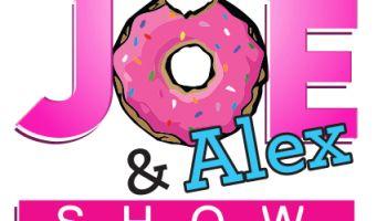 The Joe and Alex Show Logo