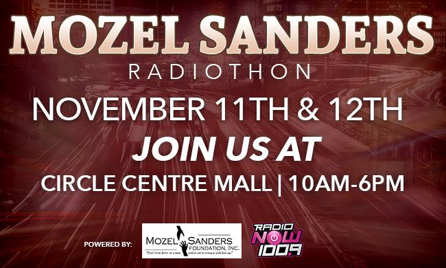 Mozel Sanders 2016 - RadioNow
