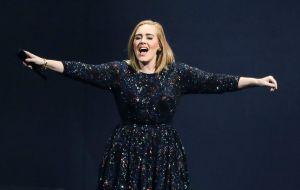 Adele In Concert - Auburn Hills, Michigan