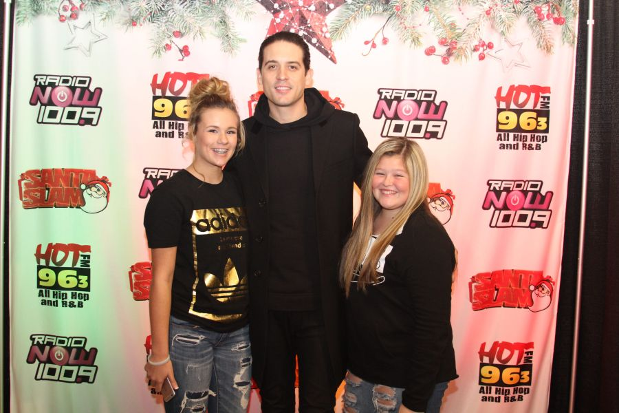 Exclusive g eazy wants to work with drake ty dolla sign lil g eazys santa slam meet and greet m4hsunfo
