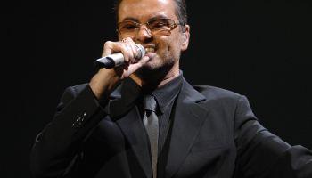 UK - George Michael Performs