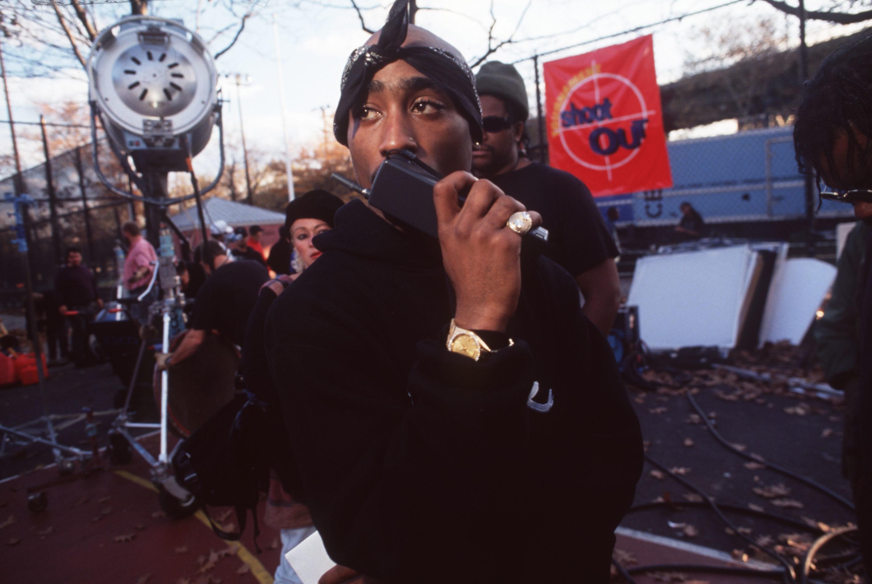 File Photo - Tupac Shakur
