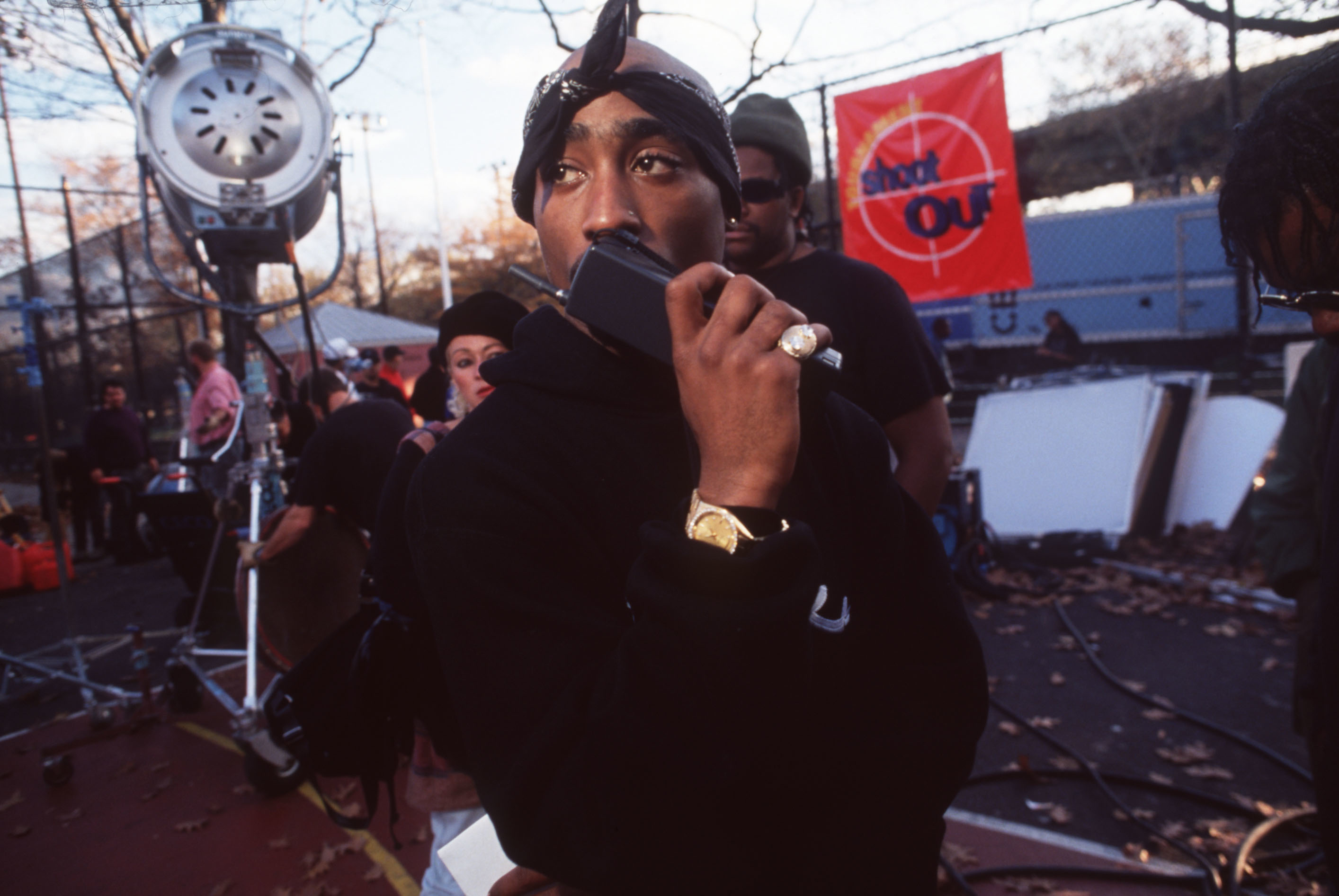 File Photo - Tupac Shakur