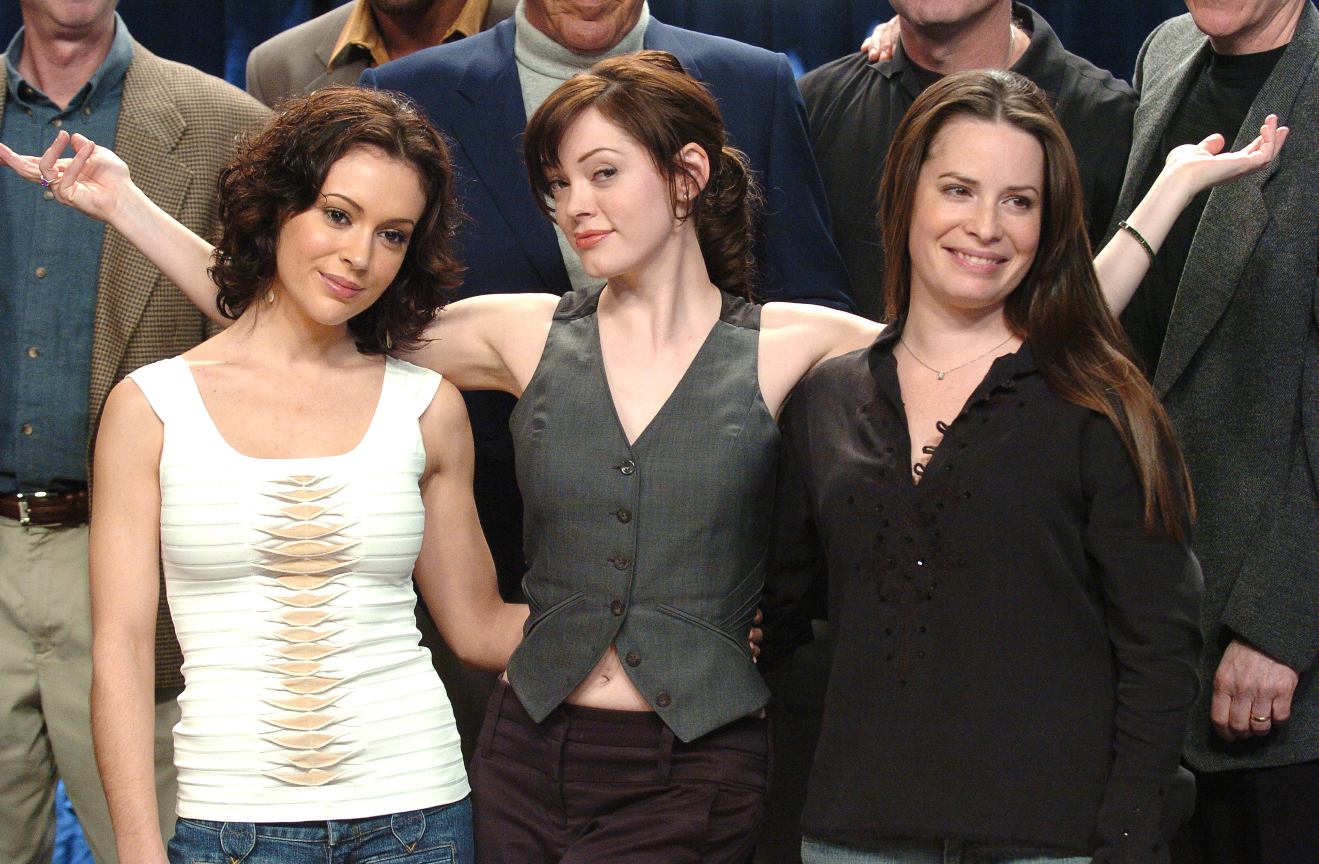 'Charmed' Celebrates 150 Episodes and First Season on DVD