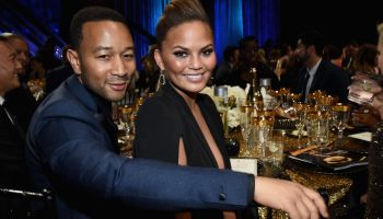 John Legend, Chrissy Tiegen