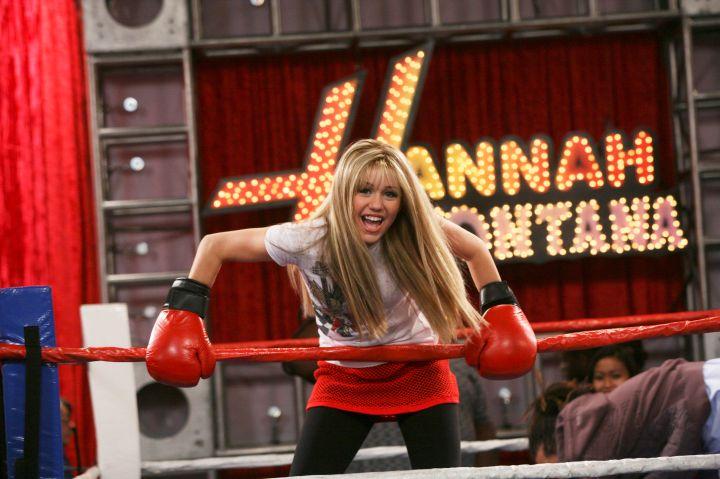 Disney's 'Hannah Montana' - File Photos