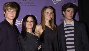 2003 Billboard Music Awards - Press Room