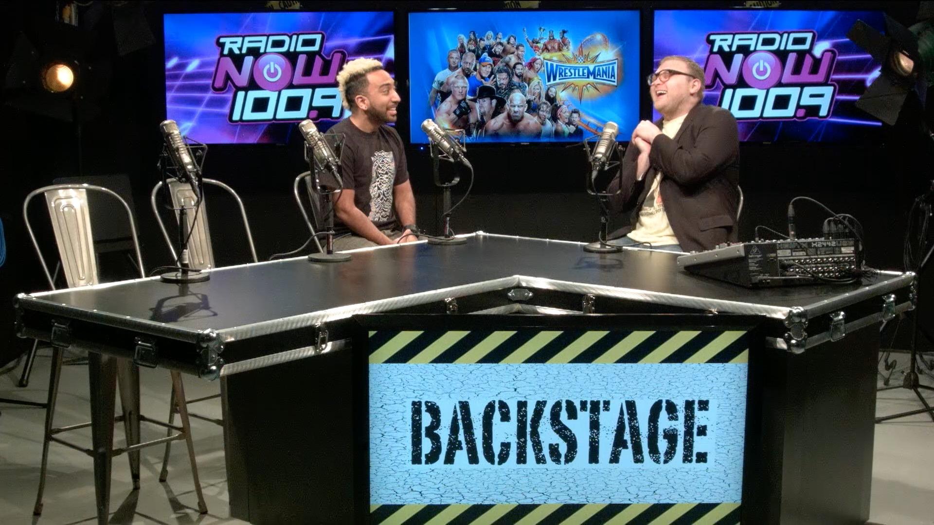 Wrestlemania 33 Recap - Radio Now 100.9