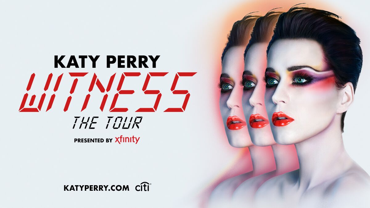 Katy Perry Flyer