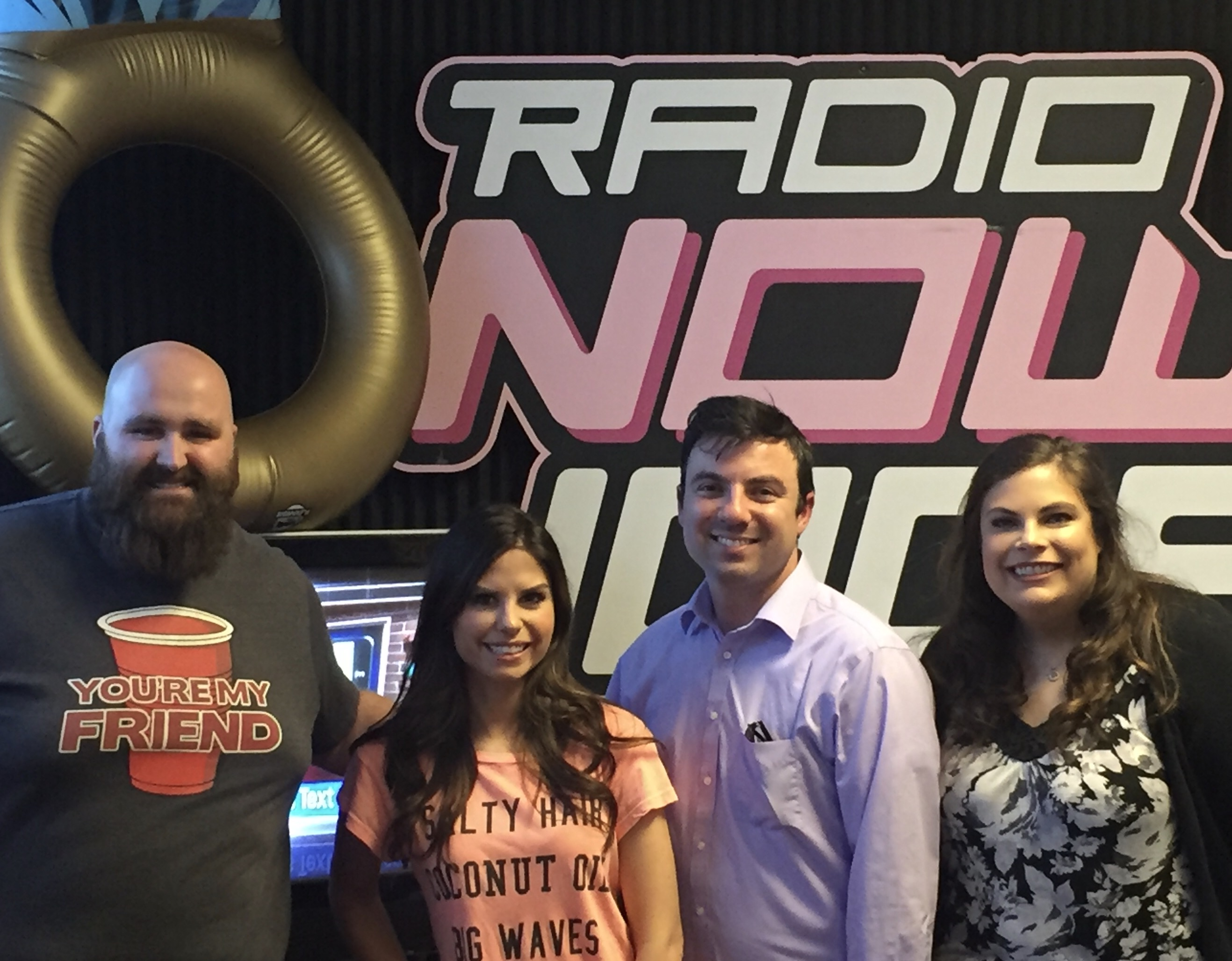 Big Brothers Big Sisters Interview - Radio Now 100.9