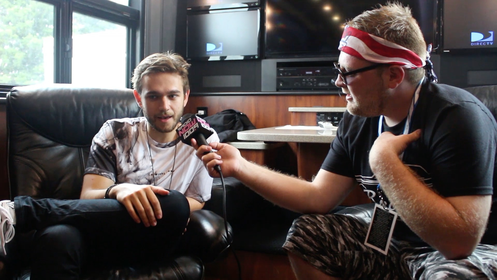 Zedd Interview - Radio Now 100.9