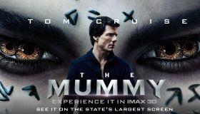 The Mummy IMAX 3D Flyer