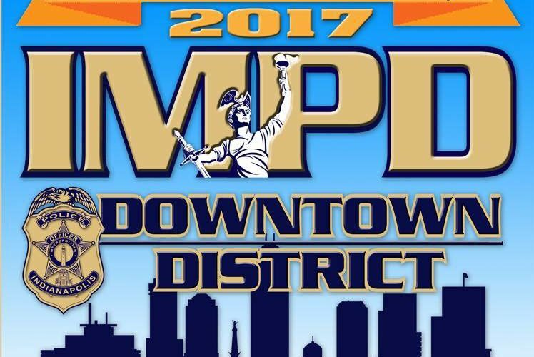IMPD Downtown District Community Day Flyer