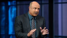 Dr. Phil On 'Extra'