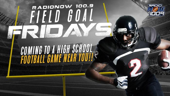 Field Goal Fridays Flyer