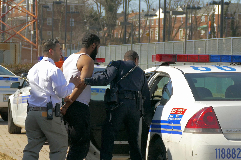 Morgan State stabbings
