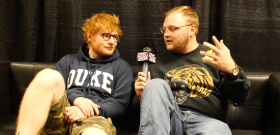 Ed Sheeran Interview - Radio Now 100.9