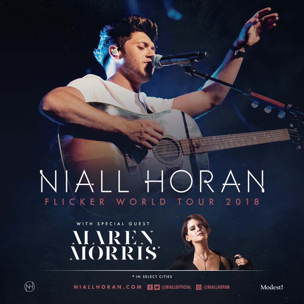 Niall Horan Indy Flyer