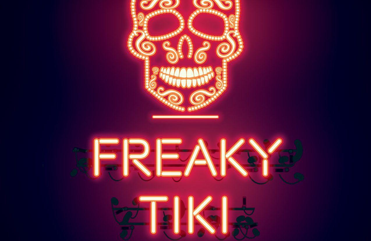 Freaky Tiki Flyer