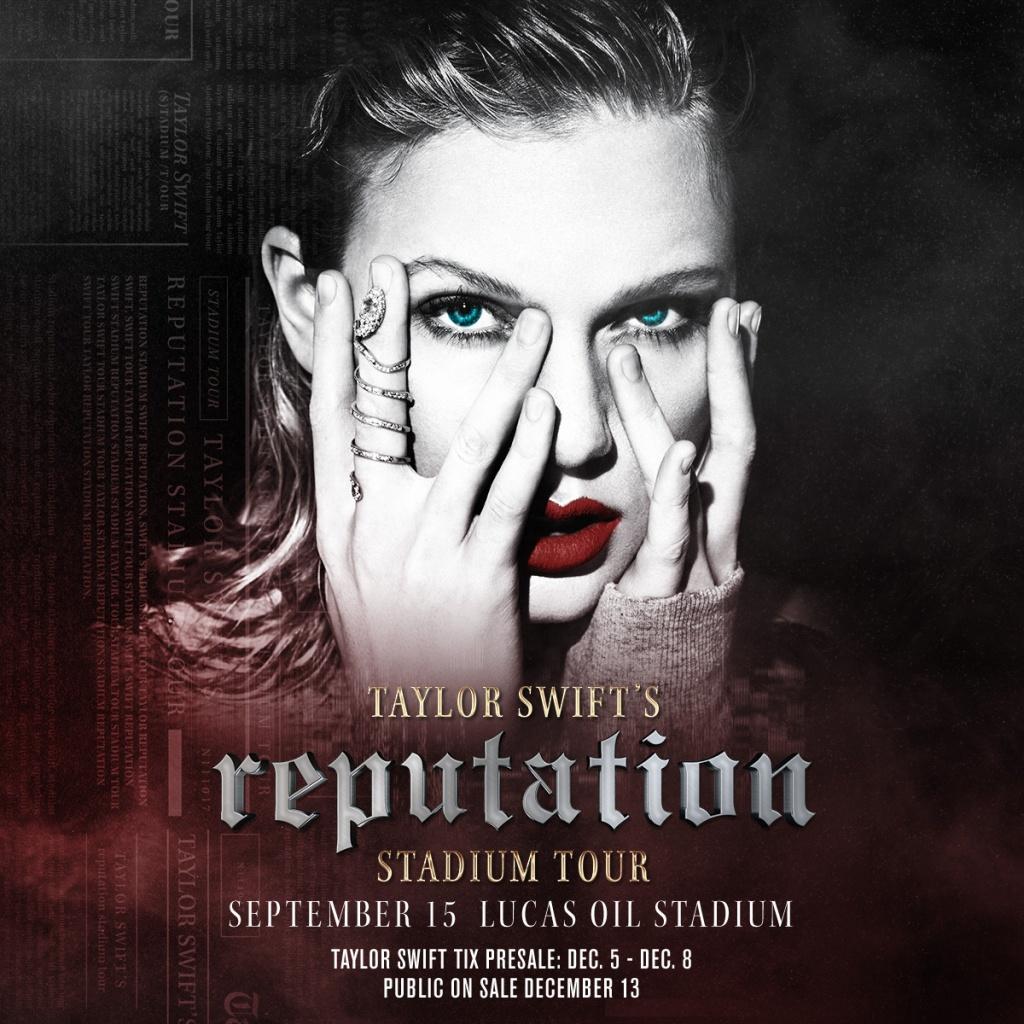 Taylor Swift Flyer