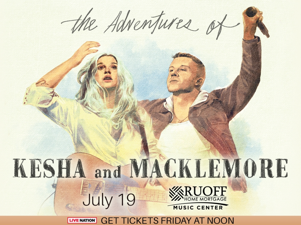 Kesha & Macklemore Indy Flyer