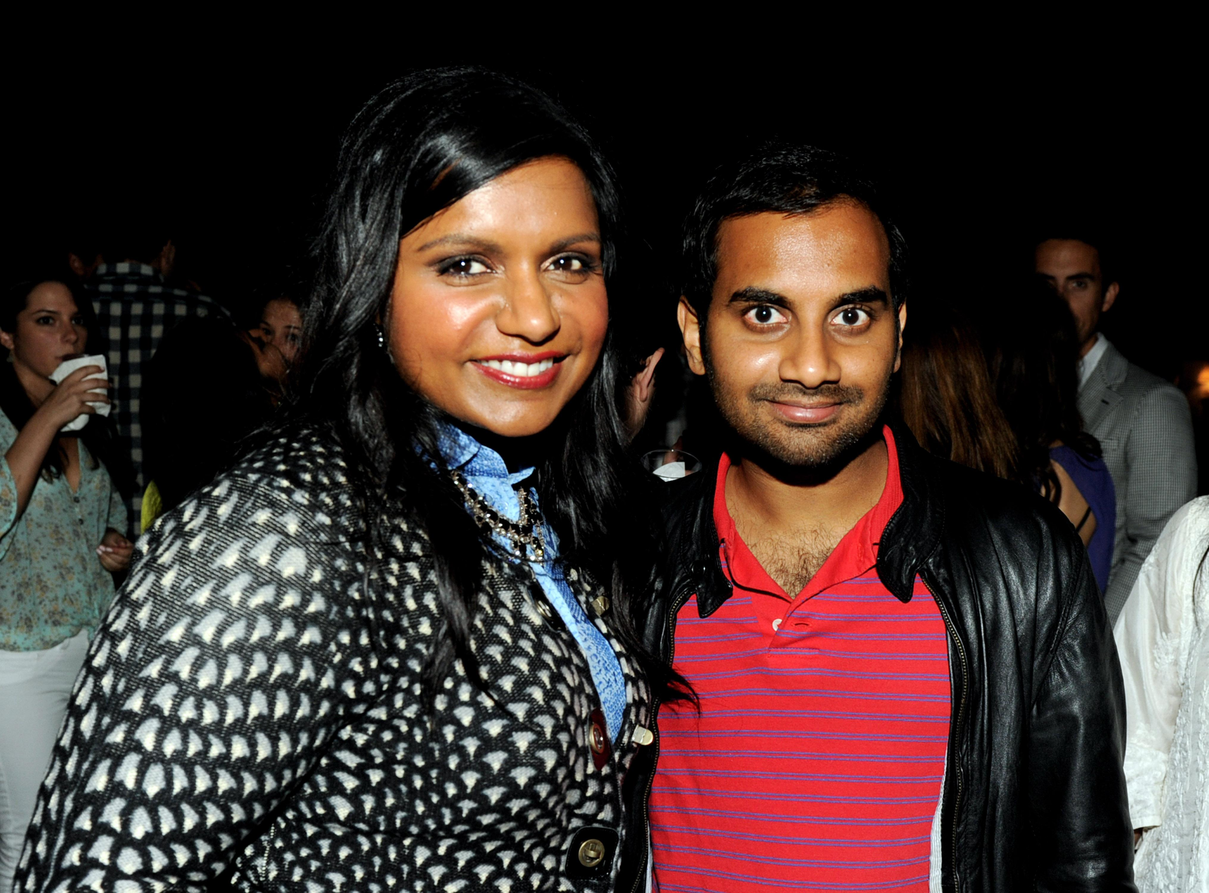 The Hollywood Reporter Celebrates Mindy Kaling And Her New Project 'The Mindy Project'