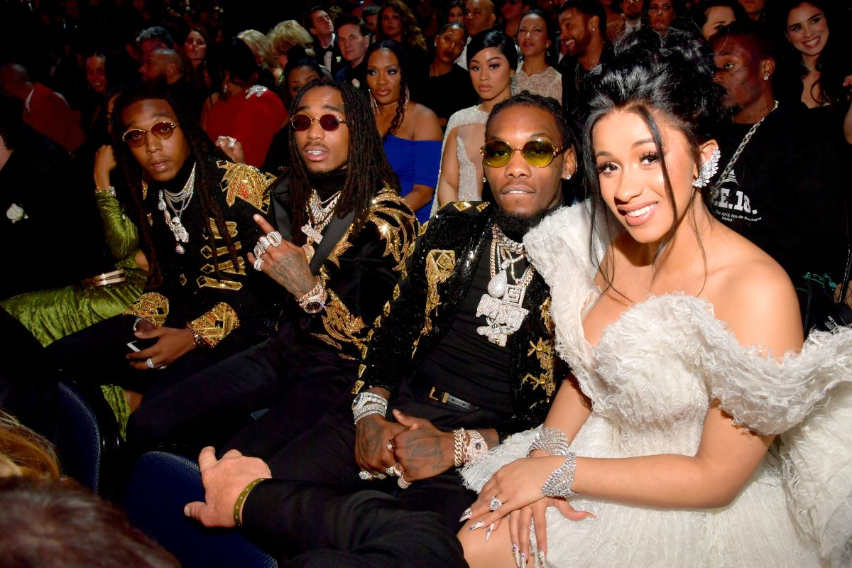 Cardi B Explains Why Her Baby Is Named Kulture On Twitter: Cardi B Explains Why She Stayed With Offset After Cheating