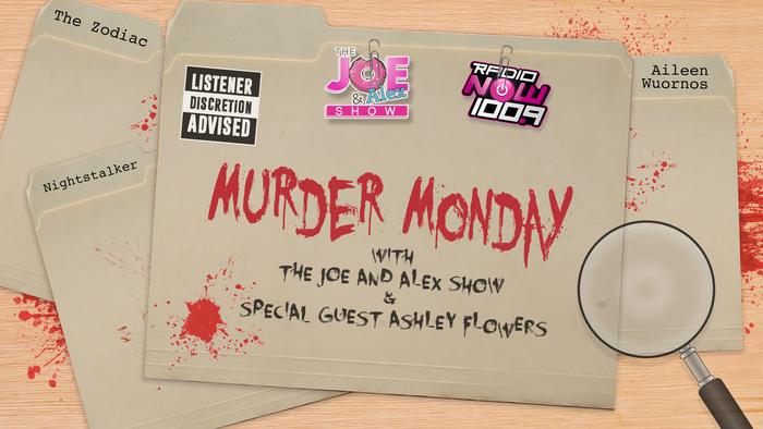 Murder Monday Graphic