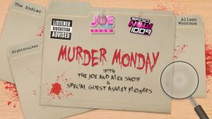Murder Monday Graphic