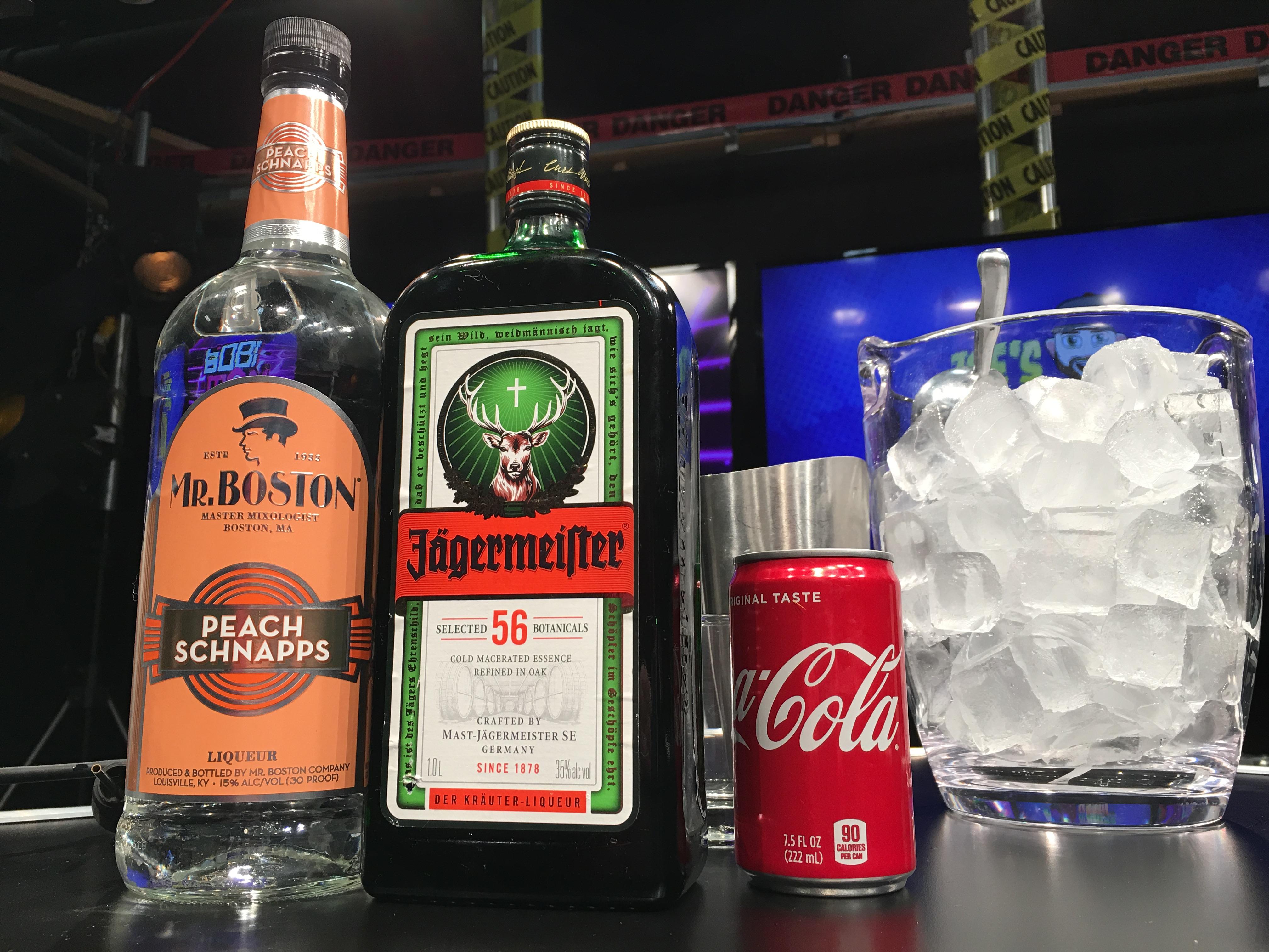 Joe's Drink of the Week: Lindsay Lohan