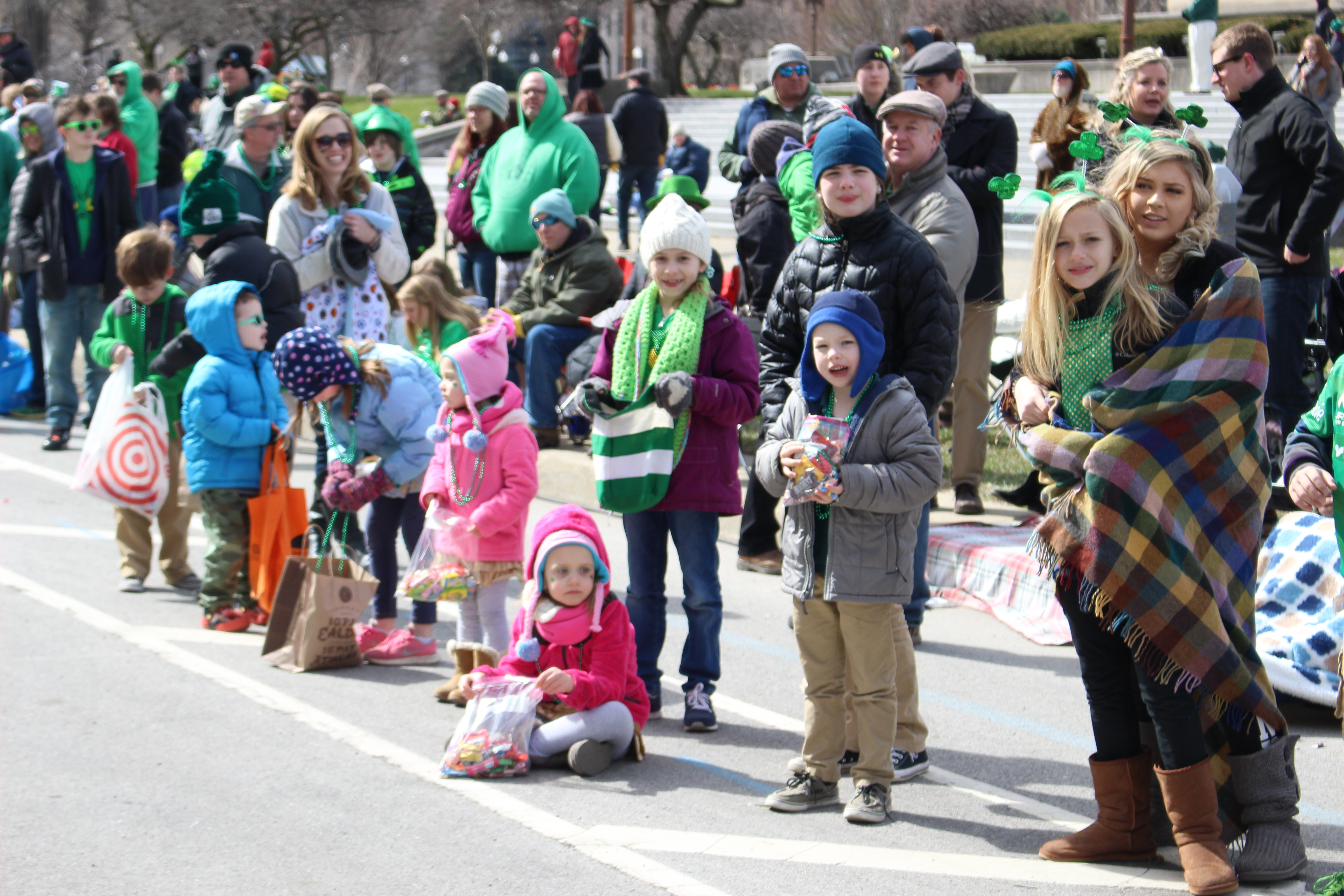St. Patrick Day Parade Indy 2018