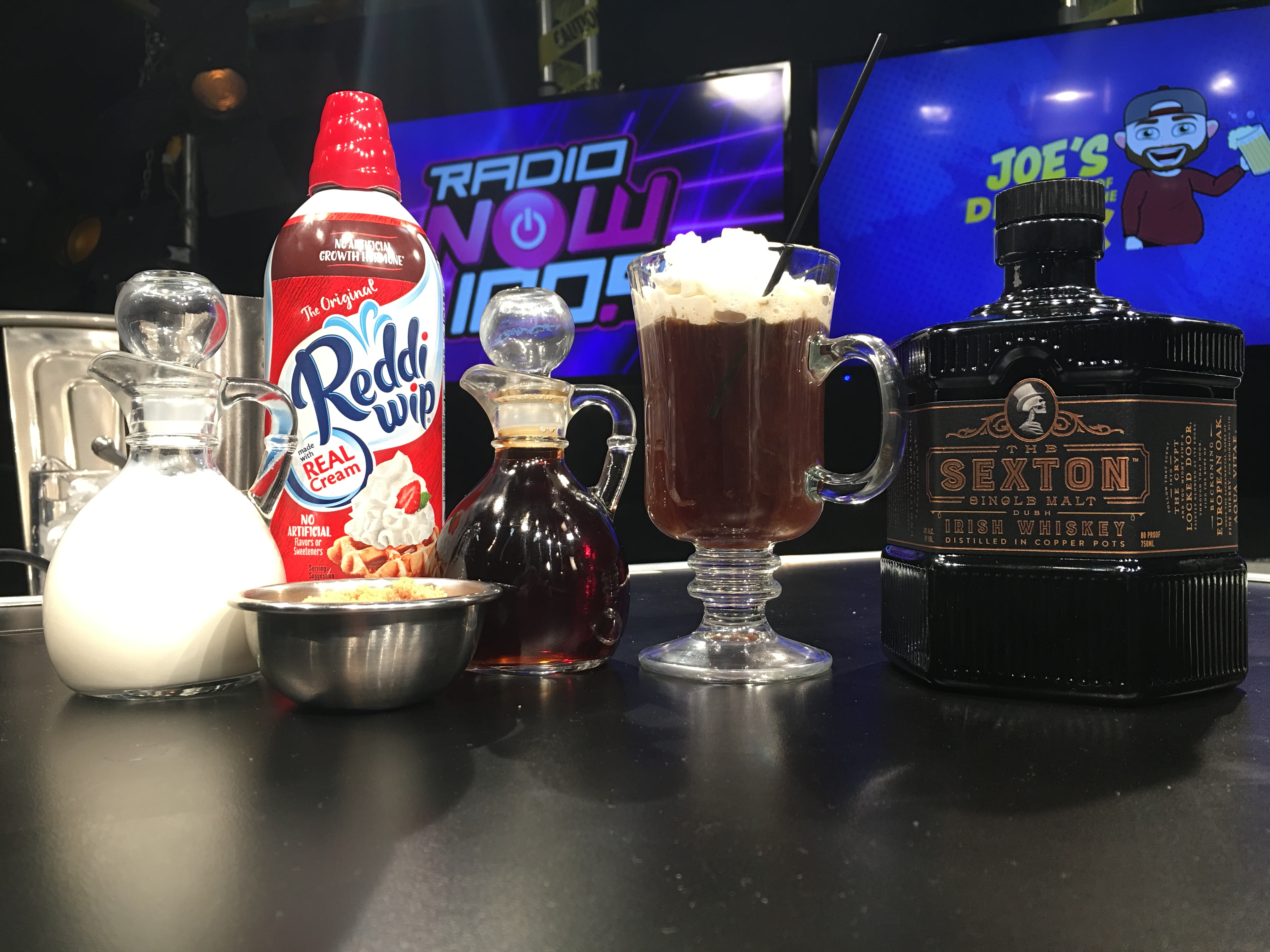 Joe's Drink of the Week: Irish Coffee