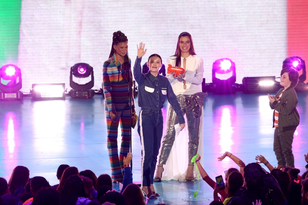 Nickelodeon's 2018 Kids' Choice Awards - Show