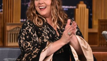 Melissa McCarthy Visits 'The Tonight Show Starring Jimmy Fallon'