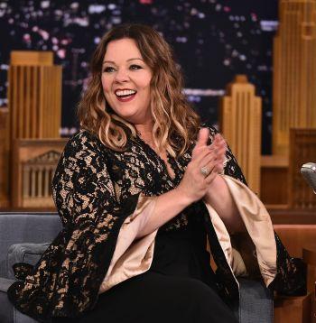 Melissa McCarthy Visits 'The Tonight Show Starring Jimmy Fallon'
