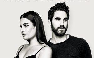 Lea Michele & Darren Criss Indy Flyer