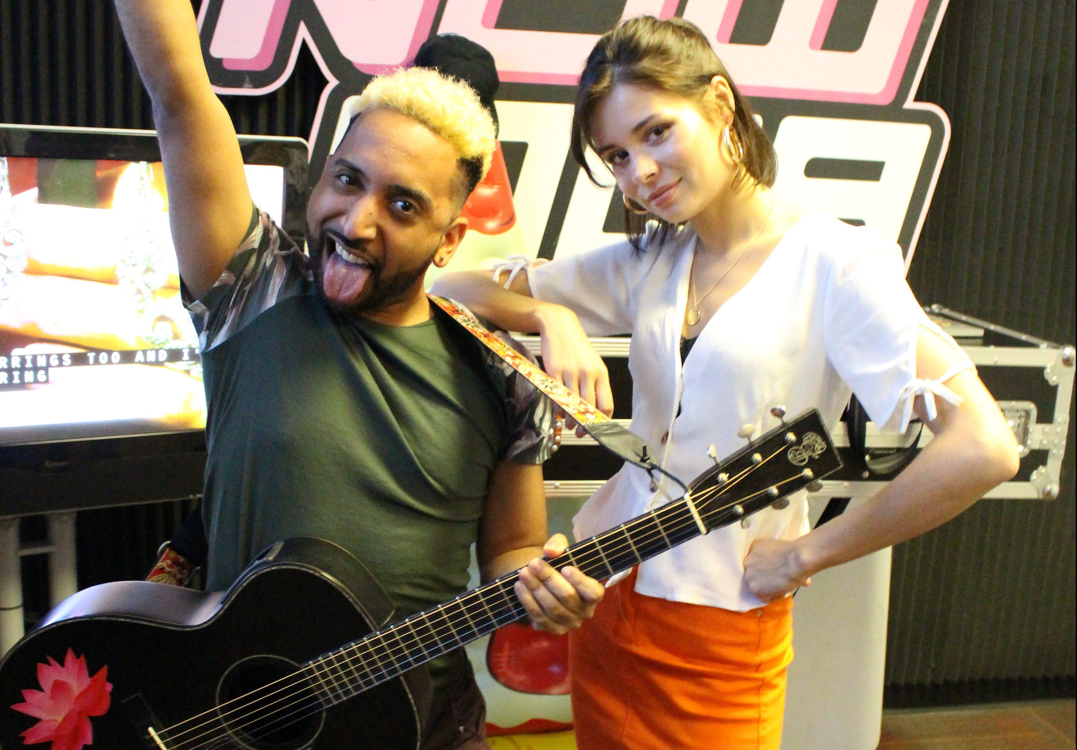 Nina Nesbitt Interview - Radio Now